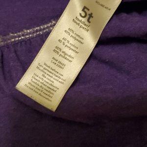 Carter's Shirts & Tops - Carter's sequin butterfly tip 5T